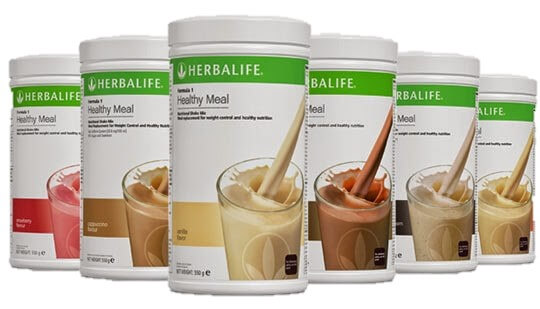 Herbalife Products Information