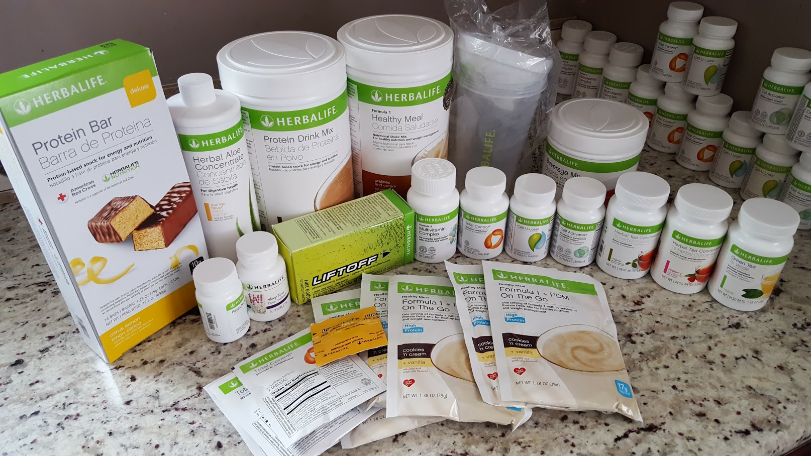 Herbalife Products for Optimal Nutrition