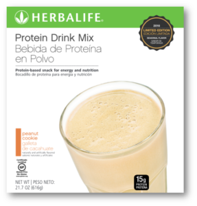 Herbalife Peanut Cookie PDM Shake MIX