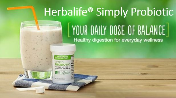 Simply Probiotic by Herbalife