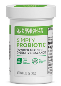Simply Probiotic Herbalife