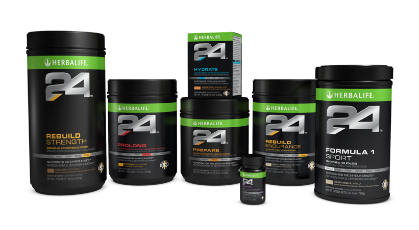 herbalife 24 products sports nutrition to hydrate