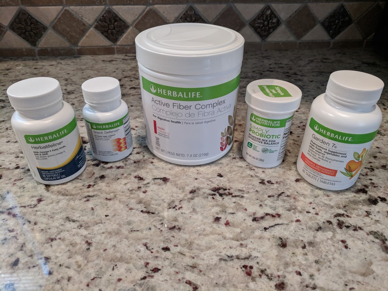 Herbalfie Gut Health Products
